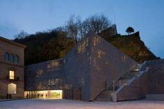 Ampliação do Museu de San Telmo / Nieto Sobejano Arquitectos | ArchDaily Brasil