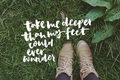 I've written about this on Blotter & Brush this morning. Have a read at the link in my bio and if you get anything… Brush Lettering Quotes, Happy Sunday Friends, Lifestyle Photography, Combat Boots, Writing, Reading, Wander, Trust, Led