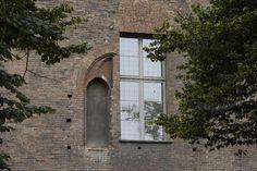 Castello di Porta Fibellona (Palazzo Madama, particolare, 2). Fotografia di Paolo Gonella, 2010. © MuseoTorino.