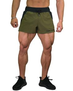 Massive Legs, Deep Squat, Hourglass Fashion, T Dress, Gym Wear, Workout Wear, Army Green, Outfit Of The Day, Perfect Fit