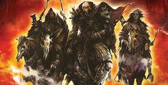Four Horseman of the Apocalypse wide