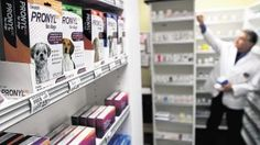 Pet prescriptions popping up at more retailers' pharmacies  Big chains might provide some cheaper generic alternatives.