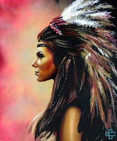 Native American Crafts and Activities for Kids - Simply Today LIfe Native American Drawing, Native American Tattoos, Native Tattoos, Native American Paintings, Native American Symbols, Native American Face Paint, American Indian Girl, Native American Girls, Native American Pictures