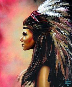 Native American Drawing, Native American Tattoos, Native American Paintings, Native American Symbols, Native Tattoos, American Indian Girl, Native American Girls, Native American Pictures, Native American Beauty