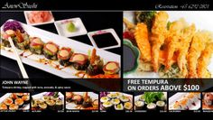 Anewtech Digital Signage Solution - Restaurant / F&B