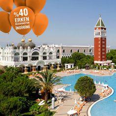 Venedik'in saraylarında konaklayıp San Marco Meydanı'nda güneşlenmeye ne dersin? Venezia Palace De Luxe Resort Hotel erken rezervasyona özel %40 indirimle hayalini gerçeğe dönüştürüyor!