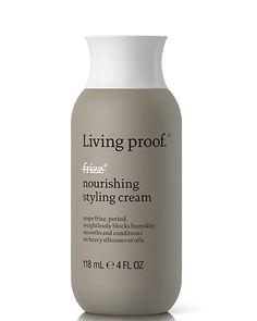 Living Proof No Frizz Nourishing Styling Cream | Beauty Editor
