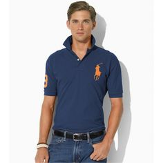 Welcome to our Ralph Lauren Outlet online store. Ralph Lauren Mens Big Pony Polo T Shirts rl0243 on Sale. Find the best price on Ralph Lauren Polo.