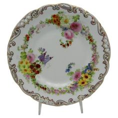 Check out this item at One Kings Lane! Copeland Spode Hand-Painted Plate