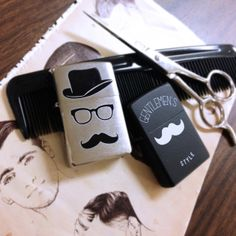Our mustache brings all the girls to the yard, 'cause our stache is better than yours!  #MustacheMonday #Zippo
