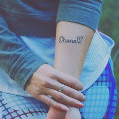 30 Delightful Ohana Tattoo Designs – No One Gets Left Behind More