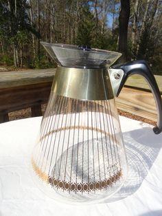 retro coffee pot...
