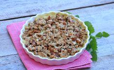 lindastuhaug - lidenskap for sunn mat og trening Panna Cotta, Muffins, Oatmeal, Food And Drink, Pie, Cookies, Baking, Snacks, Breakfast