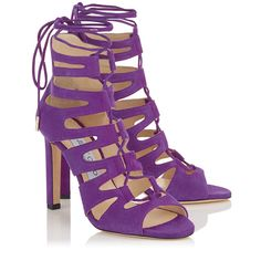 Madeline Suede Strappy Sandals   Hitch 100   Cruise 17   JIMMY CHOO