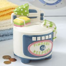 finders deepers laundry bank   beats a jar.