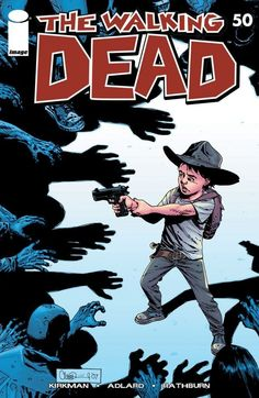 The Walking Dead #50  All alone now.  For this landmark 50th issue we present a special stand-alone tale that will both warm your heart and chill you to the bone.