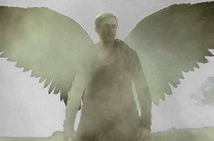 Tom Wisdom as Archangel Michael in Dominion