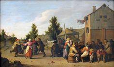 Pieter de Bloot - Bauernbelustigung