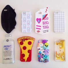 Imagen de case, pizza, and iphone