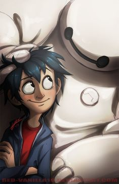 Big Hero 6 by Red-Vanilla19 on DeviantArt