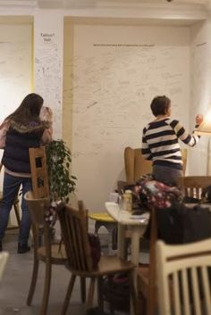 London's First Happy Café, The Canvas, Aims To Improve Wellbeing And Self-Esteem In The Capital