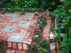 Brick And Concrete Patio Designs | Outdoors | Pinterest | Brick Patios, Patios  And Bricks