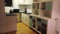 ikea-expedit kitchen - Google Search