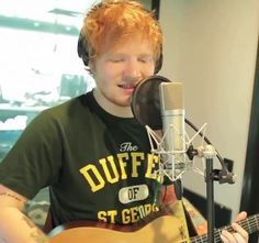 WATCH: Ed Sheeran covers Taylor Swift | Trending - B104 The Valley's Hit Music