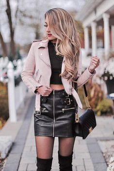 Look Fashion, Skirt Fashion, Fashion Outfits, Womens Fashion, Fashion 2018, Lolita Fashion, Fashion Rings, Fashion Online, Fashion Ideas