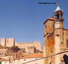 Trujillo - Extremadura - España  Trujillo - Extremadura - Spain