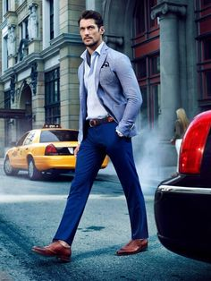 Campanha: David James Gandy p/ Massimo Dutt