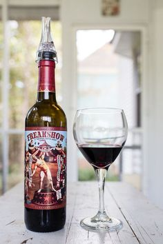 Michael David Winery Freakshow Cabernet Sauvignon 2012. #cabernetsauvignon #wine #winelovers California Wine, Northern California, Order Wine Online, Wine Down, Wine Reviews, Wine Time, Wine And Beer, Cabernet Sauvignon, Wine Drinks