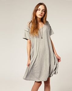 might just be THE perfect t-shirt dress. $161