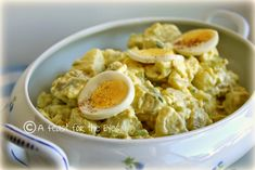 A Feast for the Eyes: Classic American Potato Salad (adapted for pressure cooking)