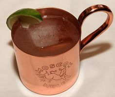 Find the recipe for Moscow Mule and other vodka recipes at Epicurious.com