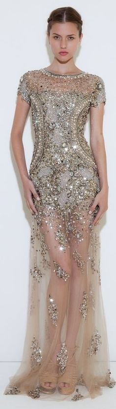 I love this dress - but what strikes me most about it is how spectacularly wrong those shoes are.