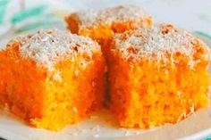 Pumpkin mannik – you lick your fingers Raw Desserts, No Bake Desserts, Dessert Recipes, Sweet Cooking, Cooking Sweet Potatoes, Dog Recipes, Baking Recipes, Christmas Desserts, Pumpkin Recipes
