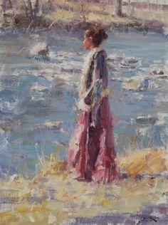 Dan Beck | American Impressionist Figurative painter