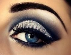 pretty eye - Click image to find more makeup posts