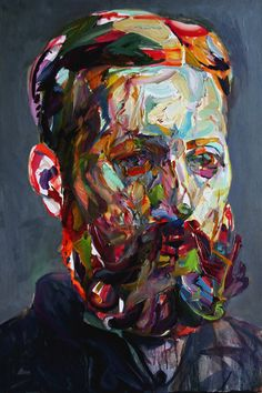 Las gruesas pinceladas de Aaron Smith - Cultura Colectiva