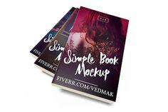 CV-130 Paperback 3 Book Stack Series 5x8   Vedmak On Fiverr
