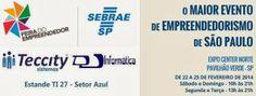 LOGUS WEBMARKETING - CONSULTORIA DE NEGÓCIOS: FEIRA DO EMPREENDEDOR 2014