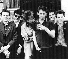 The Pogues  I could've been someone...well so could anyone!!! You took my dreams from me when i first found you. blah, blah, blah