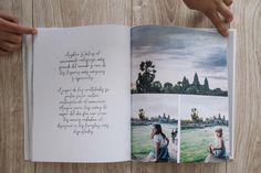 Marco Polaroid, Polaroid Film, Travel Album, Photoshop, Photo Book, Travel Photos, Origami, Creative, Books