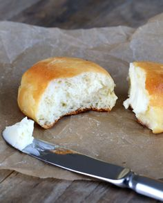 Gluten Free Texas Roadhouse-Style Rolls