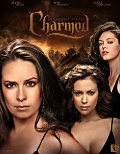 Charmed (1998–2006) - Alyssa Milano, Holly Marie Combs, Rose McGowan