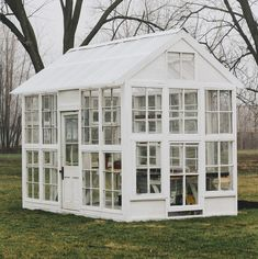 How We Built Our Greenhouse — Under A Tin Roof