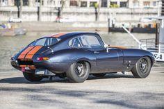 1963 Jaguar E-Type SI - LHD FIA FHC   Classic Driver Market
