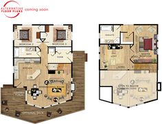 Beauport II Floor Plan