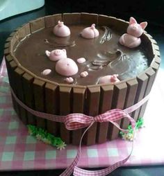 Choc Mud Cake - Because sometimes you need to pig out....